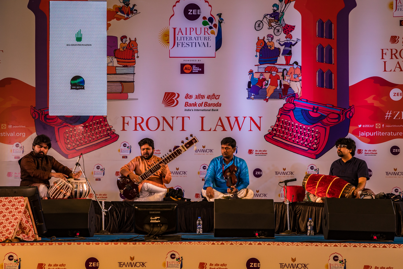 Jaipur Literature Festival Jan 2022