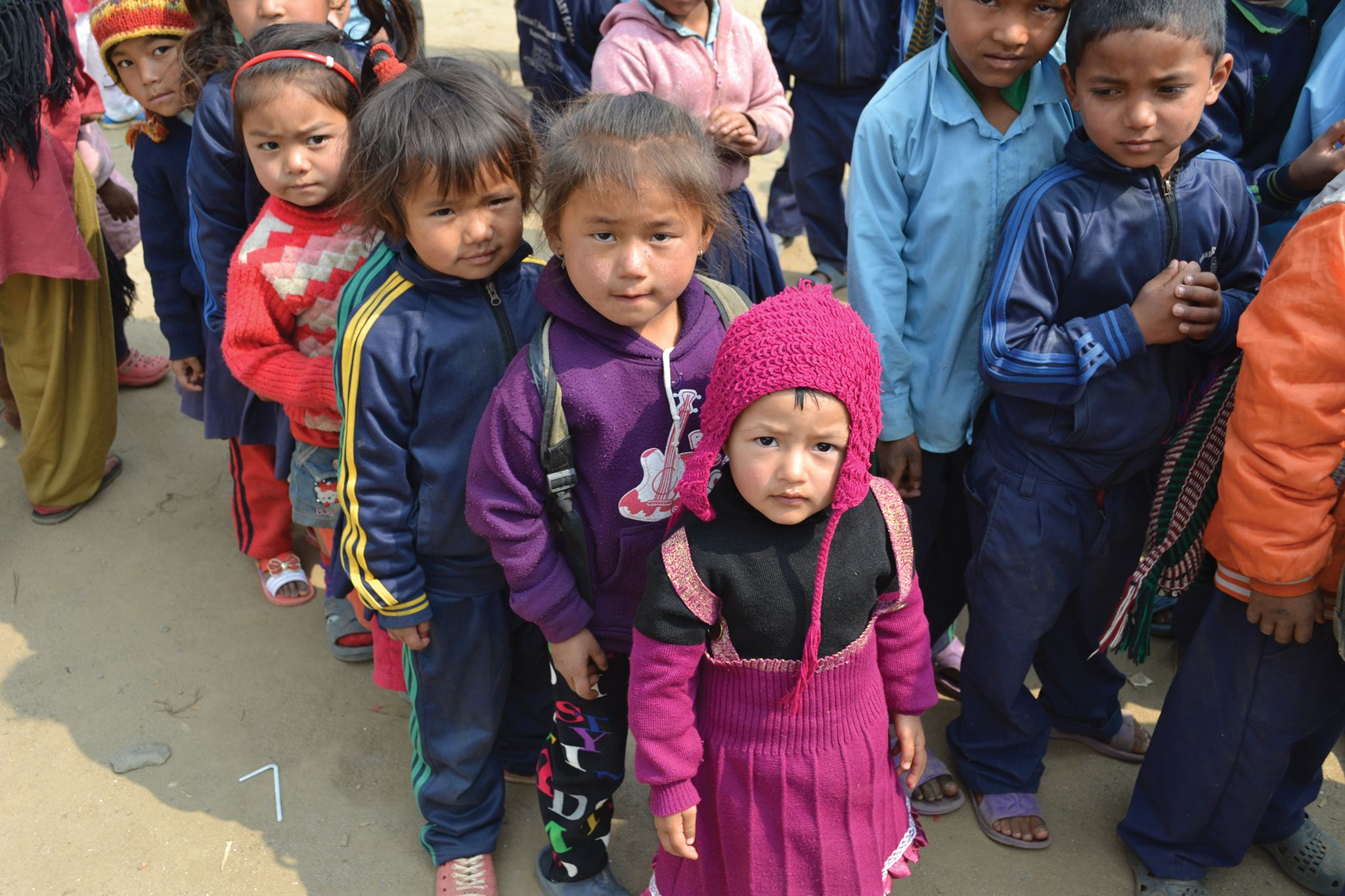 Rising Nepal Earthquake Relief Fund